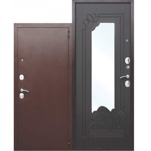 Входная дверь Ampir венге