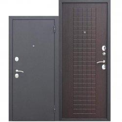 Входная дверь Гарда муар 8мм венге