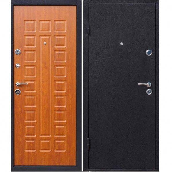 Входная дверь Йошкар золотой дуб