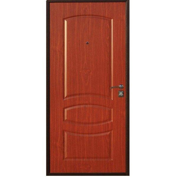 Входная дверь Стройгост 7-1 Итальянский орех нестандарт (1900мм)