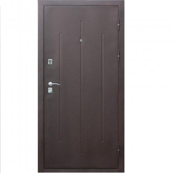 Входная дверь Стройгост 7-2 металл/металл (Гофрокартон)