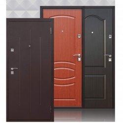 Вхідні двері Стройгост 7-2 Італійський горіх
