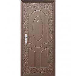 Вхідні двері Е40М Коричневий