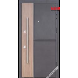 Вхідні двері СТРАЖ модель ''Таргет Standart/Prestige'' (Ручка Таргет)