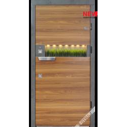 Вхідні двері СТРАЖ модель ''Жардин Prestige''