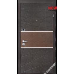 Вхідні двері СТРАЖ модель ''Туаль Standart''