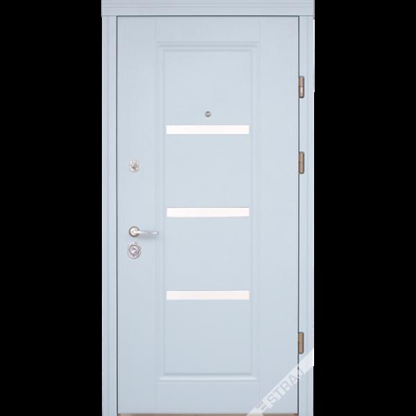 Вхідні двері СТРАЖ модель ''Вена Standart''