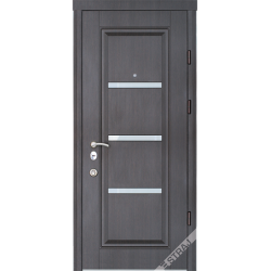 Вхідні двері СТРАЖ модель ''Вена Prestige''
