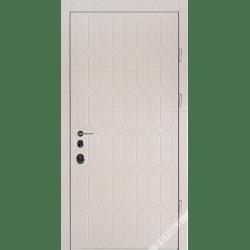 Вхідні двері СТРАЖ модель ''Антрацит Standart''