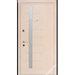 Вхідні двері СТРАЖ модель ''Дельта Al Standart''