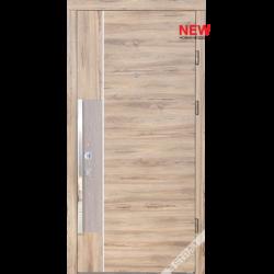 Вхідні двері СТРАЖ модель ''Плаза Standart/Prestige''