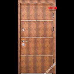 Вхідні двері СТРАЖ модель ''Мела D Standart''