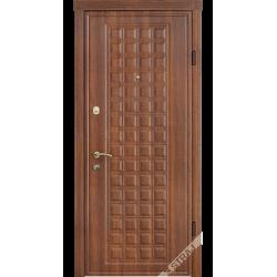 Вхідні двері СТРАЖ модель ''Кастли Standart''