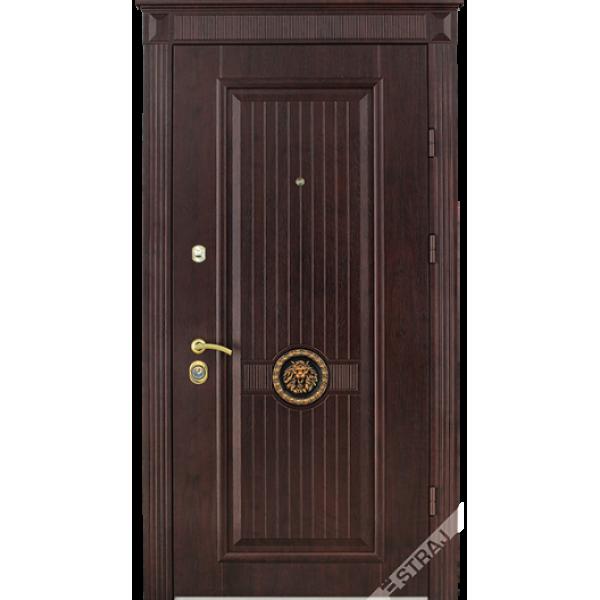 Вхідні двері СТРАЖ модель ''Лацио Standart''
