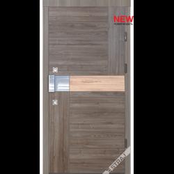 Вхідні двері СТРАЖ модель ''Карэ Standart''