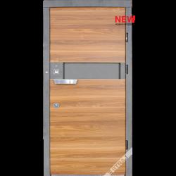 Вхідні двері СТРАЖ модель ''Жардин Standart''