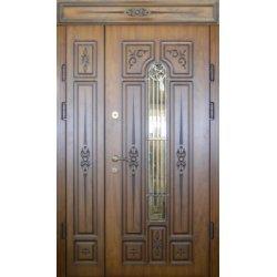 Вхідні двері 1170 P13 ПВХ-90 патина