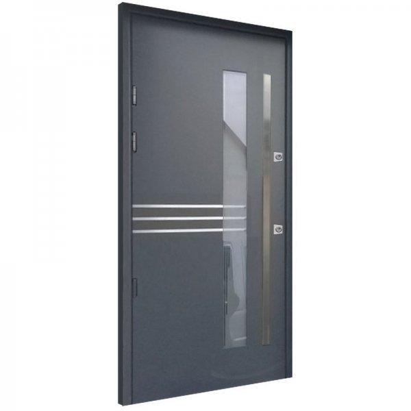 Вхідні двері 21-60   Termoplast