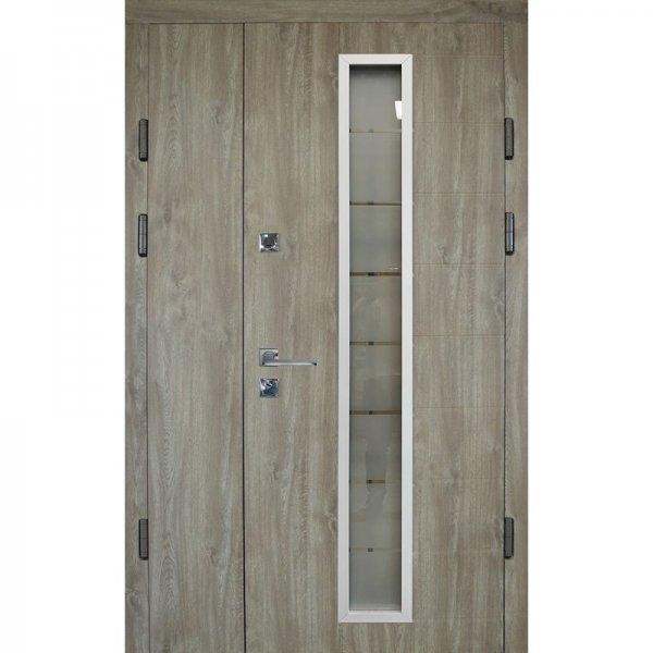 Вхідні двері 21-61   Termoplast 1200