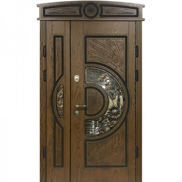 Вхідні двері 21-71   Termoplast 1200