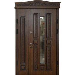 Вхідні двері 1170 P25 ПВХ-02 патина