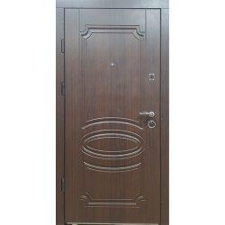 Двері вхідні Lacossta, 960, Праві, рис.285, ПВХ-23