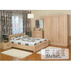 Спальня Корвет Акація