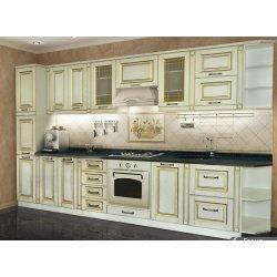 """Кухня """"Гранд"""" золота патина"""