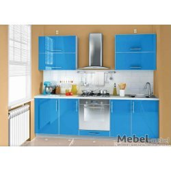 "Кухня ""Mirror Gloss"" Варіант 1"