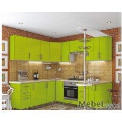 """Кухня """"High Gloss"""" Варіант 15"""