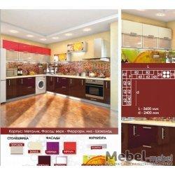 """Кухня """"High Gloss"""" Варіант 22"""