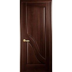 "Дверний блок Новий Стиль ""Амата"", 70, каштан, Лівий"