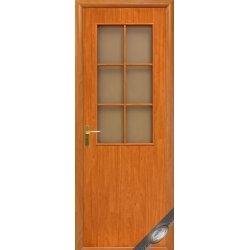 """Дверний блок Новий Стиль """"Колорі B-G"""", 90, вільха, Лівий"""