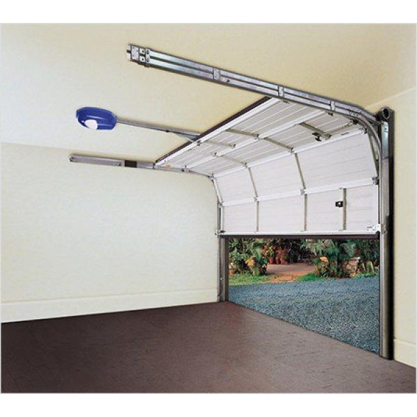 Ворота гаражні Alutech Classic №3