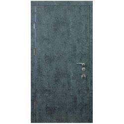Двері вхідні W71 Мрамор темний