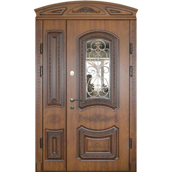 """Вхідні двері Термопласт+ """"Стандарт 90"""", 970х2050, Праві, 31, ПВХ-90"""