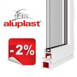 Aluplast EuroLine 2000 (від 731 грн)